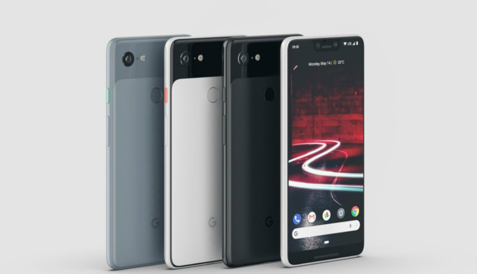 Pixel 3 renders reveal single camera and notched display - 1d838f3f171d14e42ce933b111780bb22bffcea3